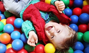 Crazy Town Ellesmere Port: Soft Play Entry and Meal from £4.50 at Crazy Town Ellesmere Port (65% Off)