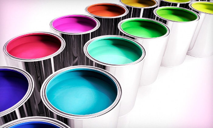Parker Paint - Multiple Locations: $19 for $40 Worth of Paint and Painting Supplies at Parker Paint