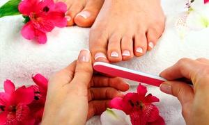 Salon Vivace Pleasanton: Spa Pedicure or Gel Manicure from Salon Vivace Pleasanton (Up to 43% Off)