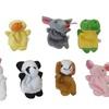 Animal Finger Puppets (10-Pack)