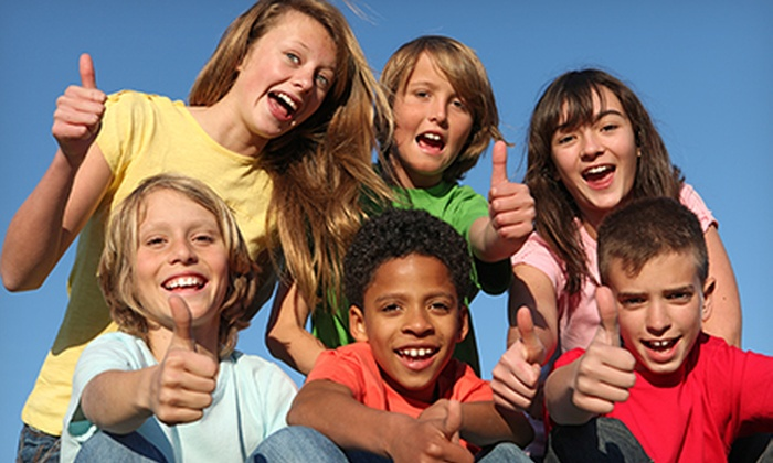 The SportZone - Pike Township - Park 100: $59 for a Five-Day Summer Camp for Kids at The SportZone ($145 Value)