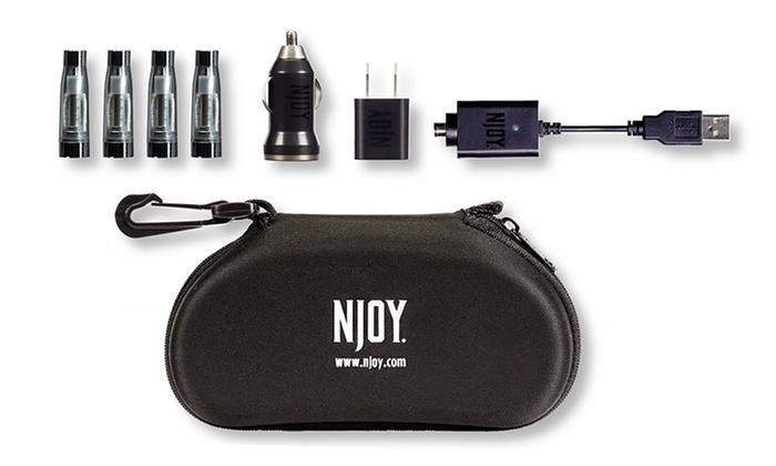 Standard Vaping Kit from NJOY