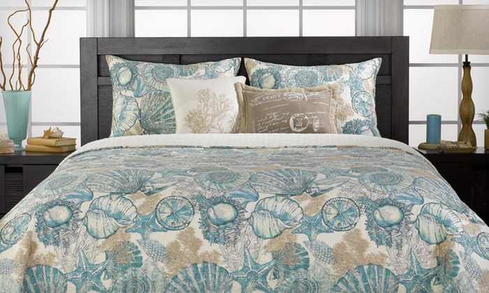Ivy Hill Home Cotton Quilts | Groupon Goods : ivy hill quilts - Adamdwight.com