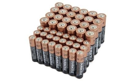 Duracell CopperTop Batteries (48-Pack)