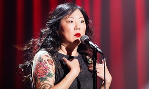 Margaret Cho: Margaret Cho – The psyCHO Tour on Saturday, October 3, at 8 p.m.