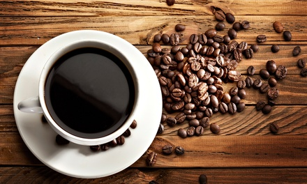 Cups of Coffee with Half-Pound Bags of Beans at Mean Bean Roasters (50% Off)
