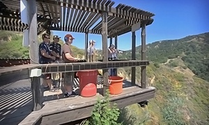 Oak Tree Gun Club: Clay-Shooting Package for Two or Four at Oak Tree Gun Club in Newhall (Up to 51% Off)