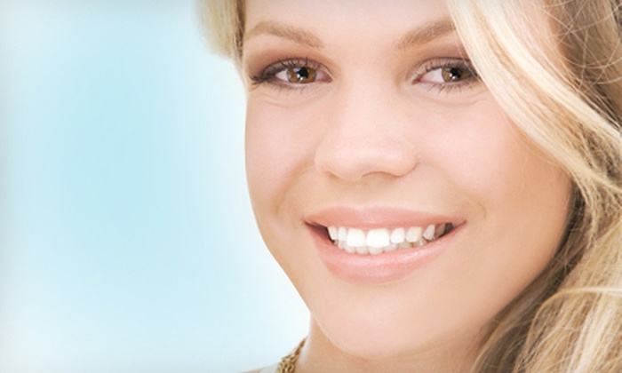 Sunnysmile Dental - Multiple Locations: $129 for a Sapphire Laser Teeth-Whitening Treatment at Sunnysmile Dental ($550 Value)