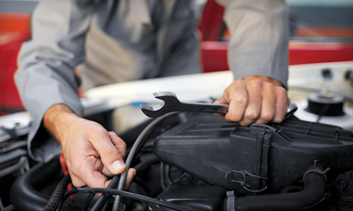 Alan Cox Automotive - Marietta: $15 Toward Auto Repairs and Oil Changes