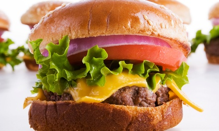 Burgers and American Comfort Food at Topsburger (Up to 40% Off). Two Options Available.