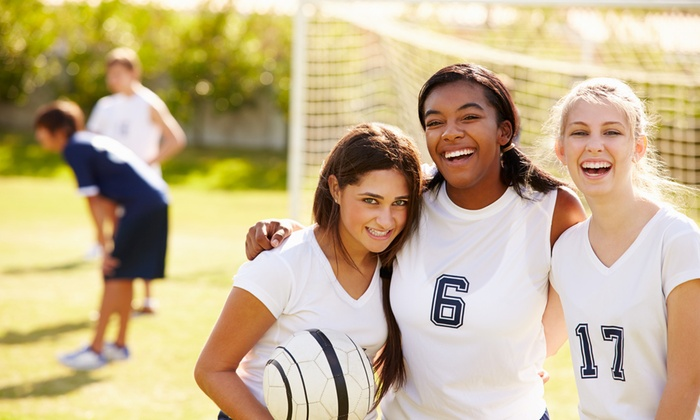 Girl Force USA - Carmel Valley: $115 for $230 Worth of Girls Leadership Sports Camp at Girl Force USA