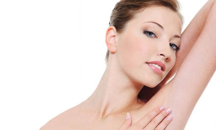$179 for Unlimited Laser Hair-Removal Treatments on Up to Six Areas for One Year at FK Laser (Up to $1,700 Value)