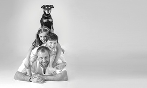 Dan Dalton Photography: Makeover, Couple or Family Photoshoot With Prints for £15 at Dan Dalton Photography (93% Off)