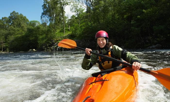 Altamaha River Expeditions - Savannah / Hilton Head: $60 for $109 Worth of Kayak Rental — Altamaha River Expeditions