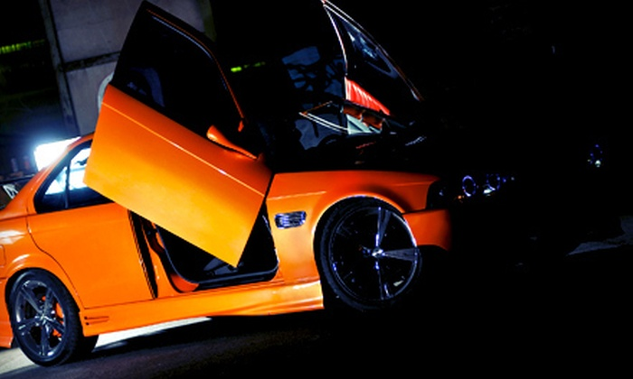 Western Fair District - East London: $12 for a One-Day Outing for Two to the Speed & Custom Car Show at Western Fair District (Up to $24 Value)