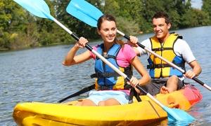 Terre di Mare: Escursione nella zona del lago di Massaciuccoli con attività come kayak o canoa (sconto fino a 85%)