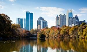 Stay At Ramada Plaza Atlanta Downtown Capitol Park In Atlanta, With Dates Into January