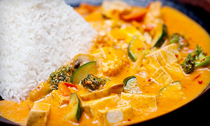 World Curry - Pacific Beach: Meal for Two with Appetizer, Entrées, and Drinks or $10 for $20 or $20 for $40 Worth of Cuisine at World Curry