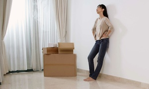 Two Or Three Hours Of Moving Services From K&t Moving And Delivery (up To 51% Off)
