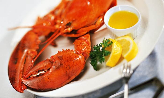Joe's Boathouse - South Portland: American Cuisine and Seafood for Two or Four at Joe's Boathouse (40% Off)