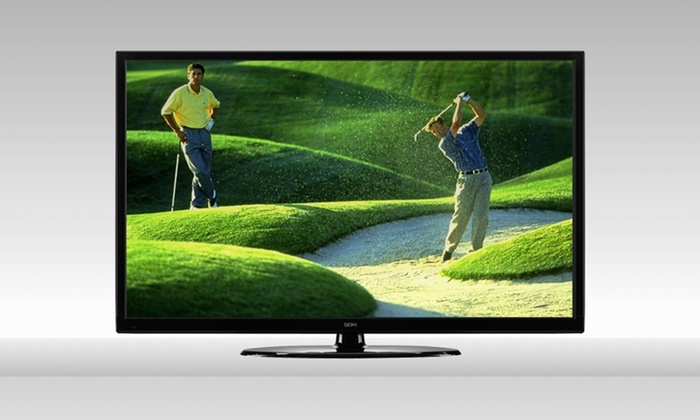 "60"" Seiki 120Hz 1080p LED HDTV: $729.99 for a 60"" Seiki 120Hz 1080p LED HDTV (SE60GY05) ($989.99 List Price). Free Shipping."