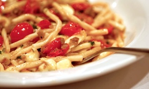 Italian Cuisine For Lunch Or Dinner At Villa Rosa Ristorante (up To 50% Off).