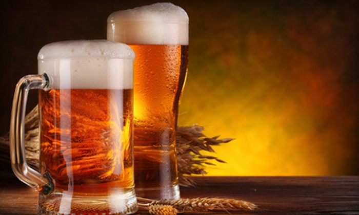 Cheers Liquor - Downtown: Seasonal Beer Festivals from Cheers Liquor (Up to 63% Off). Three Options Available.