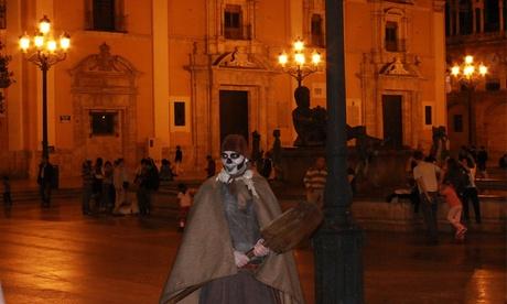 Ruta renacentista o gótica teatralizada por Valencia del 17 al 27 de septiembre desde 6 €