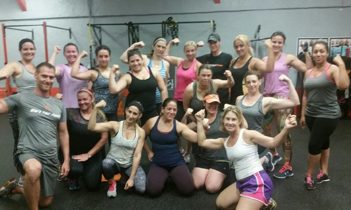 Operation Fit Moms - Multiple Locations: Four-Week Diet and Exercise Program at Operation Fit Moms (37% Off)