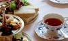 High Tea gratis thuis bezorgd