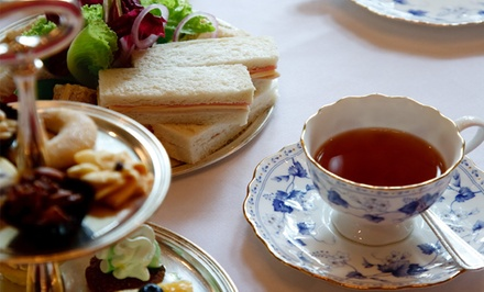 Teatime Event for Two or Four at Flowers in the Attic (Up to 52% Off)