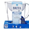 Brita Pacifica 10-Cup Water Filter Pitcher