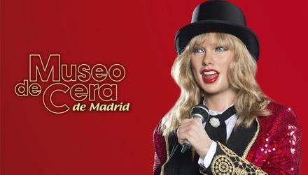 Una o dos entradas al Museo de Cera de Madrid (con 50% de descuento)