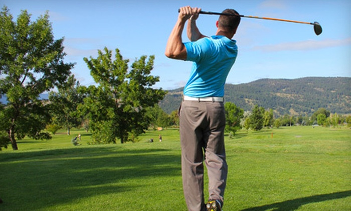 Club De Golf Tecumseh - Club De Golf Tecumseh: 18-Hole Round of Golf for Two or Four at Club De Golf Tecumseh in Gatineau (Up to 53% Off)