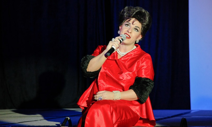 The Judy Garland Christmas Show On December 12 January 9 At 8 P M