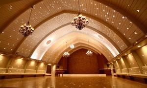 Monterey Dance Studio: $50 for $500 Toward Wedding Reception-Venue Rental at Monterey Dance Studio