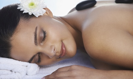 Up to 55% Off Hot-Stone Massages at Golden island massage