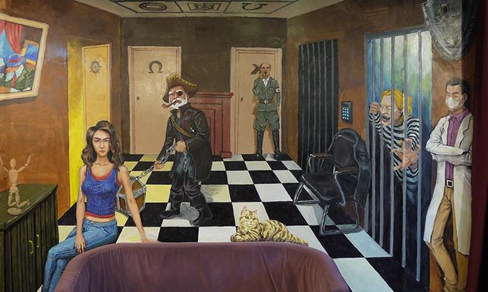 Omescape Room Escape Dc