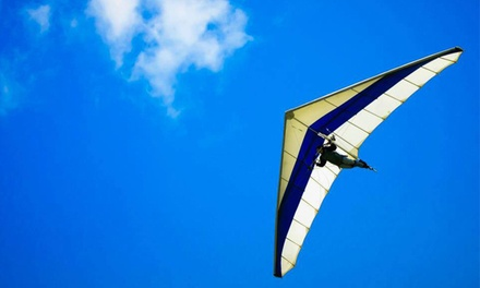 1,500-Foot Discovery Hang-Gliding Experience for One or Two at Lookout Mountain Flight Park (Up to 52% Off)