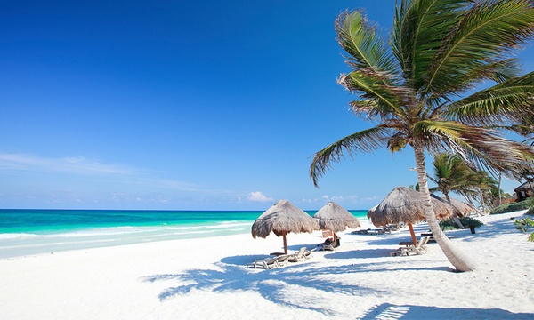 4-Day Air Sale to Mexico and the Caribbean  Fares from $199