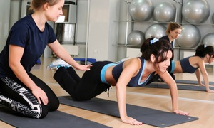 Energy Oasis: Two or Four Personal Training Sessions at Energy Oasis (Up to 77% Off)