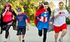 Up to 55% Off Entry to Superheroes 5K