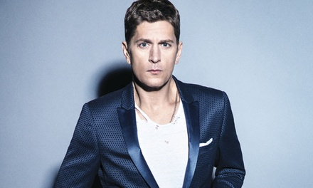 Rob Thomas with Plain White T's at nTelos Wireless Pavilion on August 26 (Up to 39% Off)