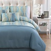 Abby Comforter Set (8-Piece)
