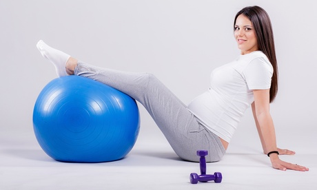 1 o 3 meses de clases de pilates para embarazadas desde 12,95 €
