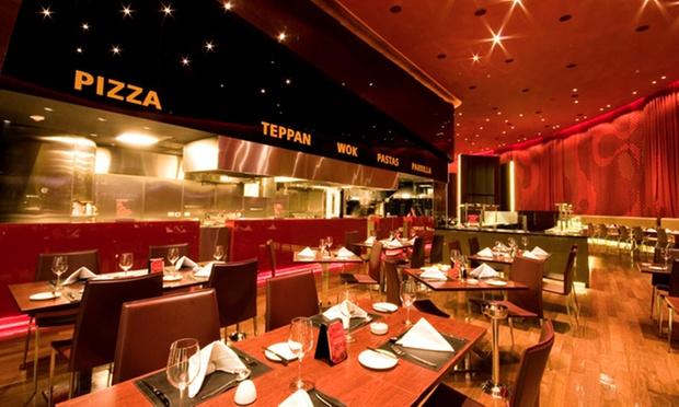 Restaurant pleno casino puerto madero