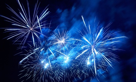 C$29 for a Fireworks Package at Great Canadian Fireworks (a C$75.88 Value)