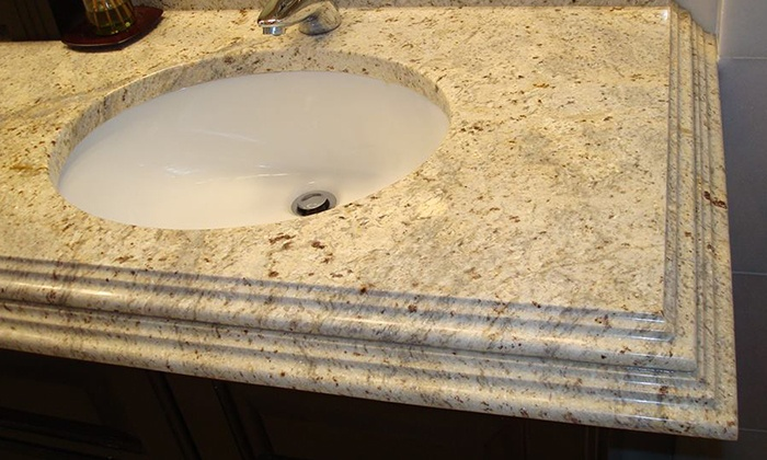 Granite Max - Elk Grove Village: $150 for $300 Toward a Premade Bathroom Vanity Tops at Granite Max