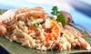 ZI ROSA (RICCIONE) - Zì Rosa Ristorante Pizzeria: Zì Rosa - Menu di pesce con antipasto, bis di primi, vino o in più secondo e dolce da 49 €