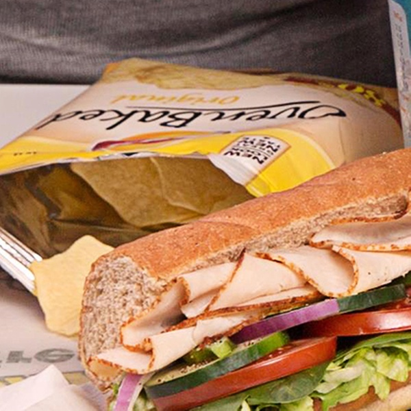 Custom-Built Sandwiches - Subway | Groupon